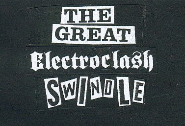 The Great Electroclash Swindle!