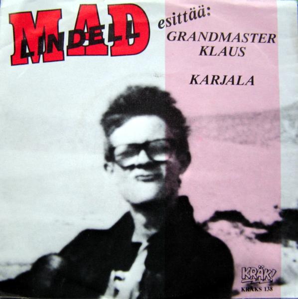 Mad Lindell: Grandmaster Klaus A