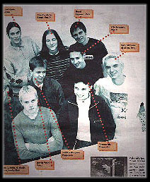 Some   Tampere  DJs  in  1995