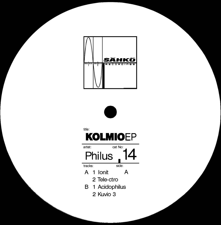 Philus Kolmio EP